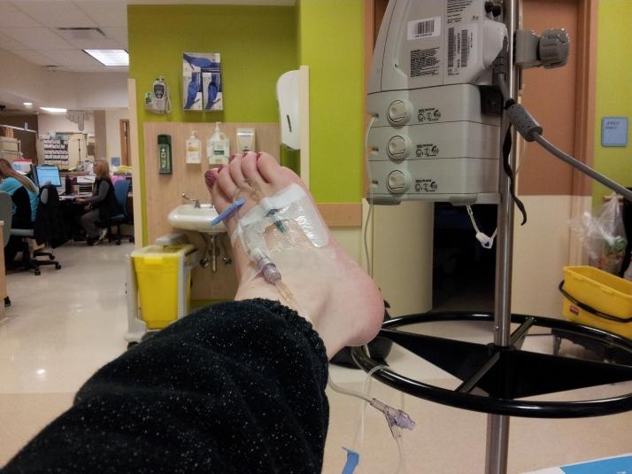 Foot IV